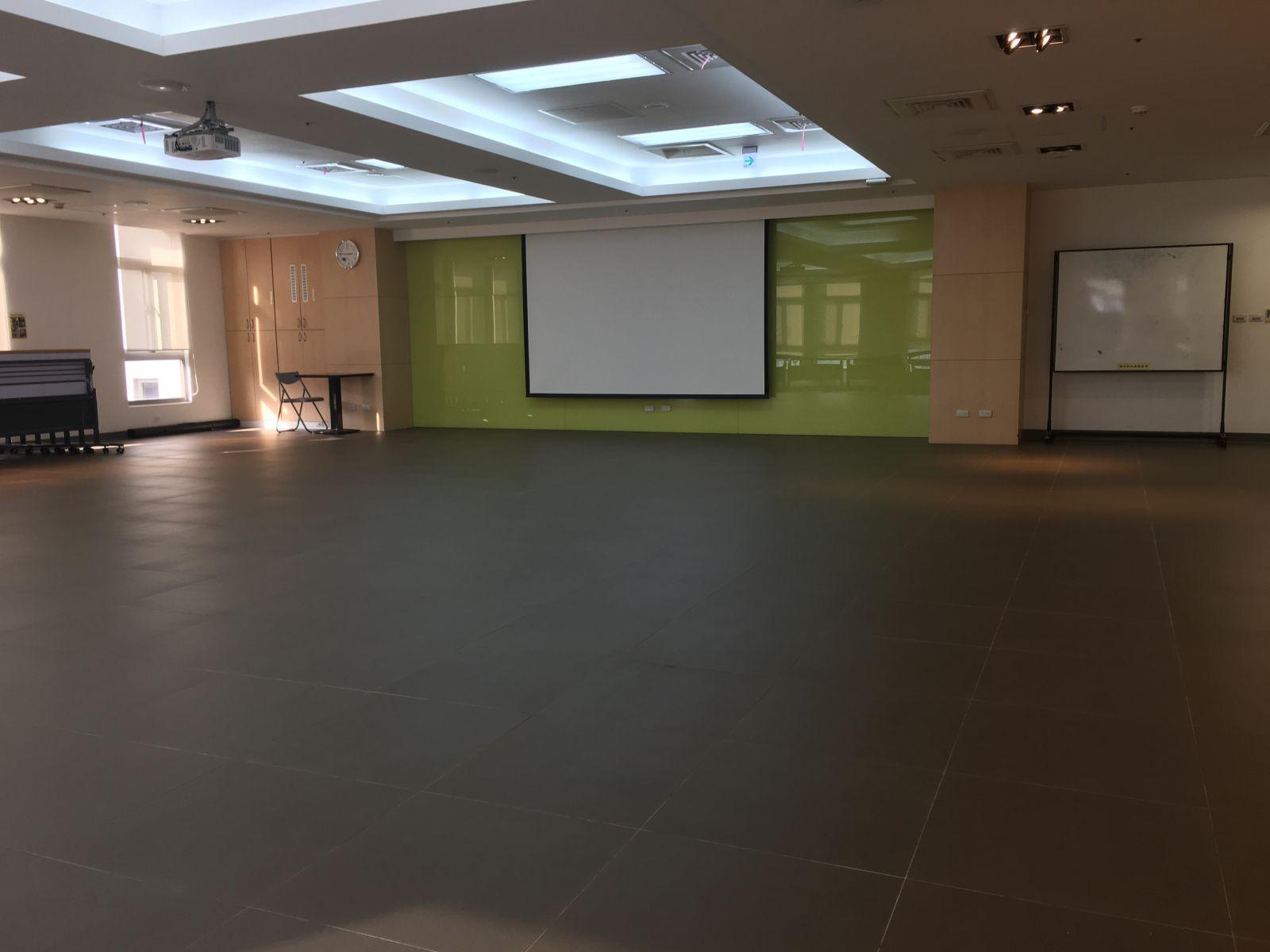 6樓集會室空間示意圖二