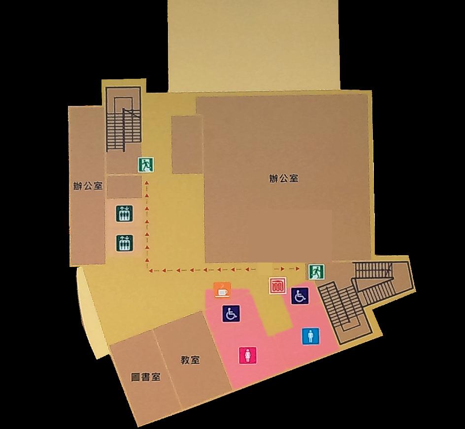 4樓臺北市中山身障社區長照機構