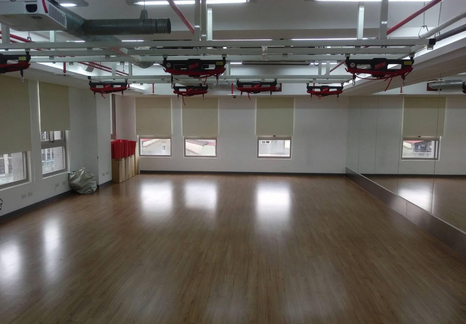 5樓體適能室空間示意圖一